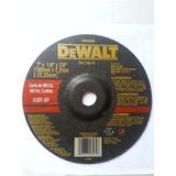 Disco De Corte Dewalt De 7 Pulgadas( Caja De 15 Y 25und)