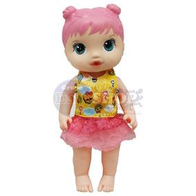 Boneca Baby Alive Cuida De Mim 30cm Rosa- Barato!!!