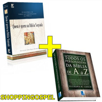 Quem É Quem Na Bíblia Sagrada + Todos Os Personagens De A Z