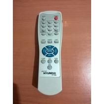 Control Remoto Tv Hyundai Convencional Hy-009