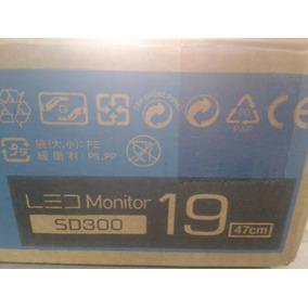 Monitor Samsung Led 19 Mod.: Sd 300