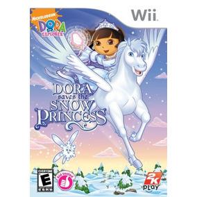 Dora La Exploradora: Dora Saves The Snow Princess - Nintend
