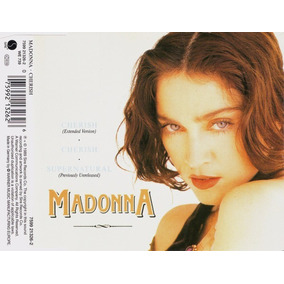 Madonna - Cherish (1995) Cd Single Original Import Europe