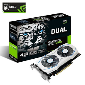 Nvidia Geforce Gtx 1050 Ti Asus Dual 4gb