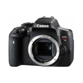 Câmera Canon Dslr Eos Rebel T6i Corpo + Nota Fiscal + Frete
