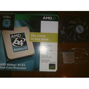 Micro Amd Athlon X2 4200 Am2 Box Con Cooler Original