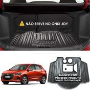 Tapete Bandeja Porta Malas Chevrolet Onix Hatch 2020