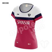 Camisetas De Fútbol Femenino Mod. Femme Mipolera