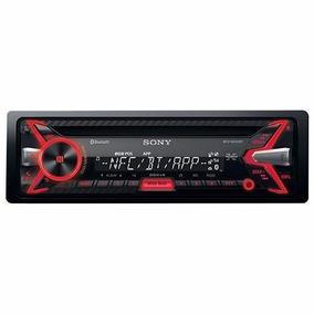 Toca Cd Sony Mex-n4150bt 55wx4 Usb/aux/bluetooth/muda Cor
