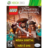 Lego Piratas Do Caribe - Xbox 360 Xbox One - Digital