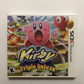 Kirby Triple Deluxe N3ds