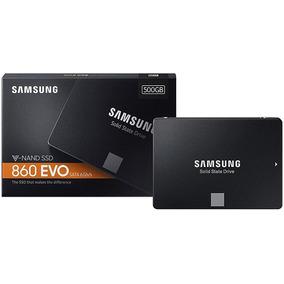 Ssd Samsung 860 Evo 2.5´ 500gb Sata 3