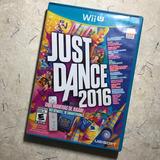 Just Dance 2016 / Nintendo Wii U / Entrega Inmediata
