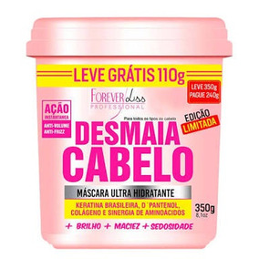Desmaia Cabeloforeverliss 350g Forever Liss