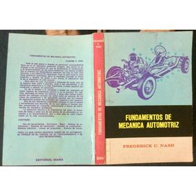 fundamentos de mecanica automotriz frederick nash