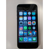 Iphone 5s 16 Gb Space Gray Libre