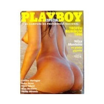 Revista Playboy Especial Nilza Monteiro 251 A