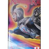 Vhs Original National Kid - O Retorno Dos Incas Venusianos