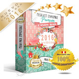 Mega Kit Imprimible Premium - Candy Bar Nuevo 2016 + Regalos