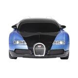 Radio Control Remoto Bugatti 1 24 Scale Rc Toy Car Blue