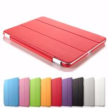 Kit Smart Cover Ipad Air + Capa Case Tampa Traseira Ipad 5