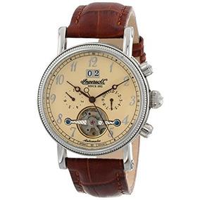 Reloj Automático In1800cr Richmond Ingersoll De Los Hombre