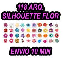 Kit Sillhouette Moldes De Flores + Brinde