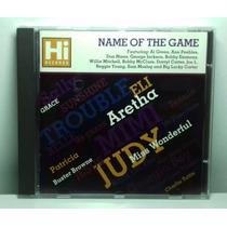 Name Of The Game Hi Records Cd Imp Al Green Willie Mitchell