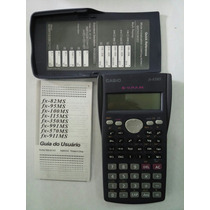 Calculadora Cientifica Casio Original Fx 8ms