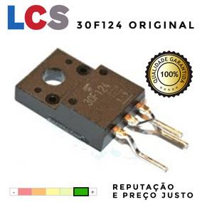 30f124 - 30 F 124 - Transistor Original