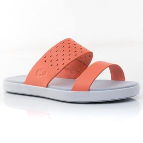 Sandalias Natoy Orange Lacoste Sport 78