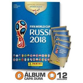 Álbum Da Copa Do Mundo Rússia 2018