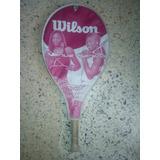Raqueta De Tenis Para Niña Wilson Con Estuche