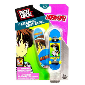 Skate De Dedo Tech Deck 96mm Fingerboard Sortido