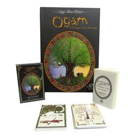 Livro Ogam A Magia Celta Revelada + Oráculo Celta Das Árvore