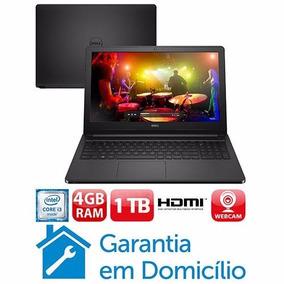 Notebook Dell Inspiron I15-5566-d10p I3-6006u 4gb 1tb + Nf