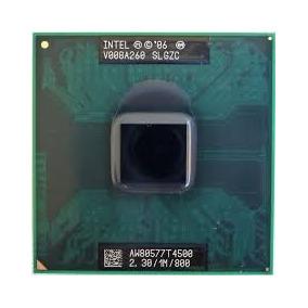 Processador Intel Mobile T4500 Dual Core Slgzc 2.3/1m/800
