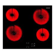 Anafe Vitroceramico Glem - 60 Cm - Gth 64 Tc -cuotas