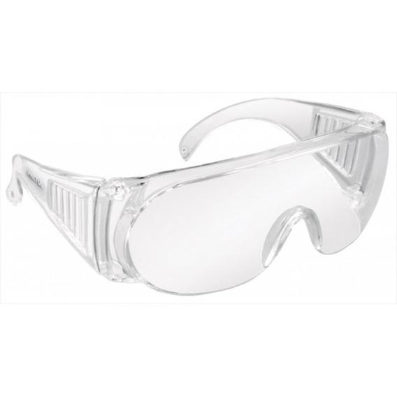Lentes Protectores Oculares De Pvc Protección Facial Unidad