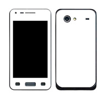 Capa Adesivo Skin352 Samsung Galaxy S2lite Gt-i9070 +kittela