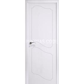 Puertas Placa Mdf 5.5mm 0,80 X 2,03 Reforzada