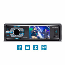 Dvd Player Automotivo Mp3 Tela 3.2 Bluetooth Usb Entrada Aux