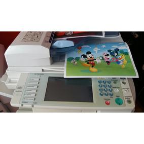 Copiadoras E Impresoras Ricoh Mp C2051 A Color Y Negro
