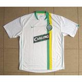 dc772a12da Camisa Original Celtic 2007 2008 European Change Authentic