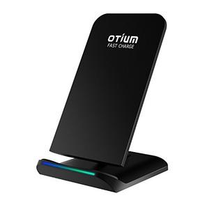 Cargador Inalámbrico Otium P/iphone 8 X Note Samsung Galaxy