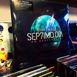 Soda Stereo Septimo Dia Vinilo Doble 2 Lp Ya En Stock