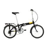 Bicicleta Tern Link C7 Dobrável 7vel Aro 20 Amarela/preta Tb