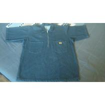 Camisa Fb County Xl Negro Caballero Moda Baggie Cholo