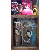 Biblia Comunion Latinoamericana Repujado Virgen Guadalupe