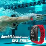 Reloj Gps Pulsometro Para Entrenamiento Con Gps. Nuevo!